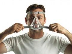 CPAP呼吸机面罩的类型